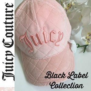 💕💕Juicy Couture Black Label 💕💕 Baseball Cap